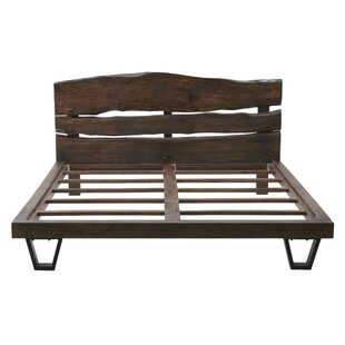 Werner Double (4'6) Platform Bed By Bay Isle Home