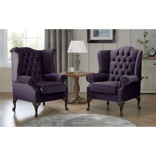 Sales Tamesbury Wingback Chair