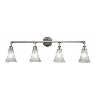 Williston Forge Kash 4-Light Metal Vanity Light