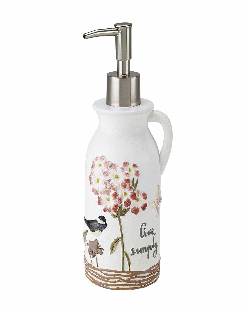 August Grove Hamlett Soap Lotion Dispenser Wayfair