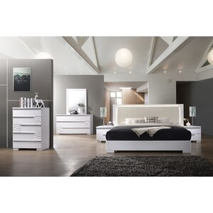 Fenner Platform Configurable Bedroom Set
