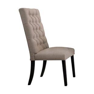 Nova Upholstered Dining Chair (Set of 2) by Alcott Hill