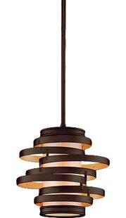 Corbett Lighting Vertigo 1-Light Novelty Pendant