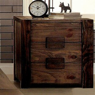 Blocher 2 Drawer Nightstand by Foundry Select
