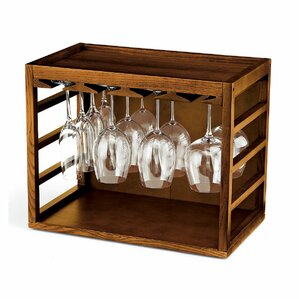 Leopold Tabletop Wine Glass Rack by Darby..