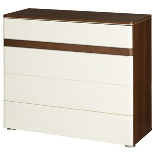 Rockmart 4 Drawer Dresser by Orren Ellis Cool