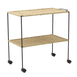 Brighouse Serving Cart By Bay Isle Home