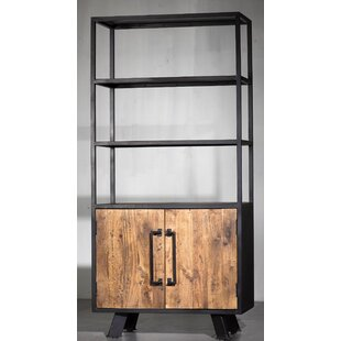 Waseca Solid Standard Bookcase by Williston Forge