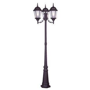 Shop For Busse Outdoor 3-Light 86 Post Light By Darby Home Co