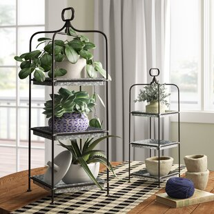 Compare Whicker Multi-Tiered Plant Stand By Birch Lane™