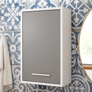 Tompkins 40cm X 64cm Wall Mounted Cabinet By Mikado Living