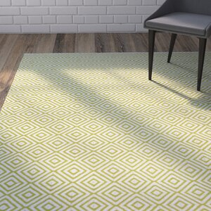 Criswell Green Area Rug