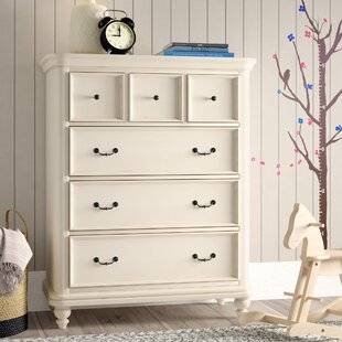 Check Prices Gerdie 6 Drawer Chest by Birch Lane™ Heritage Reviews (2019) & Buyer's Guide