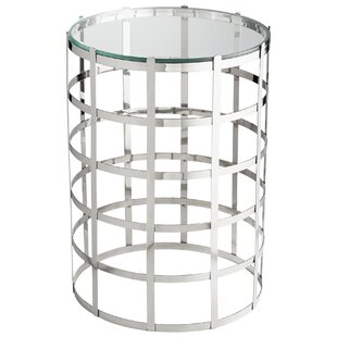 Ecliptic End Table by Cyan Design