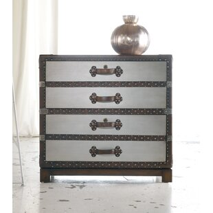 Hooker Furniture Melange 2 Drawer Bondura..