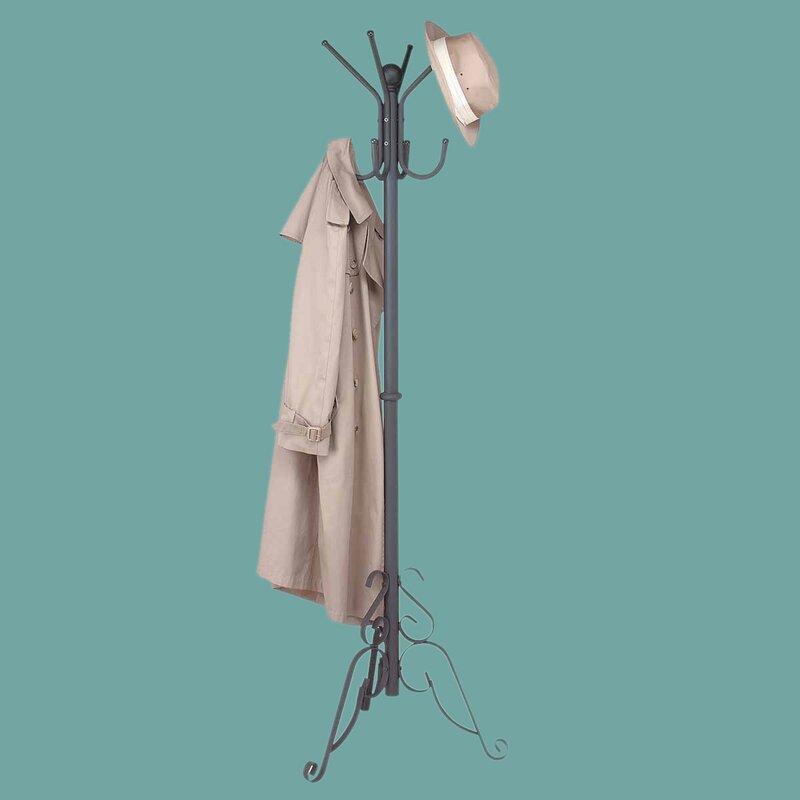 Fleur De Lis Living Herr Ornate Elegant Coat Rack
