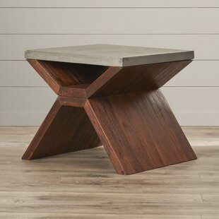 Bargain Balch End Table by Williston Forge