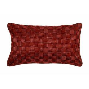 Basket Weave Lumbar Pillow