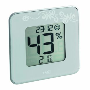 Style Digital Thermo-hygrometer By Symple Stuff