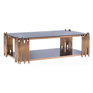 Mauris Coffee Table by RMG Fine Imports
