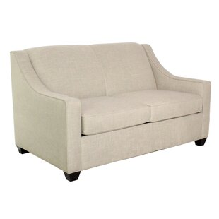 Edgecombe Furniture Phillips Standard Loveseat