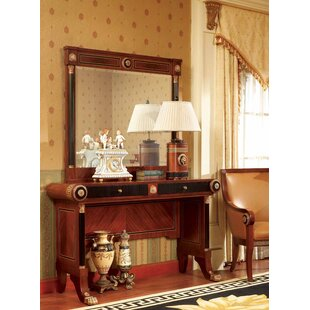 Gary Console Table and Mirror Set by Astoria Grand