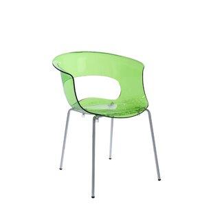 Derrickson Antishock Arm Chair (Set of 4) by Brayden Studio