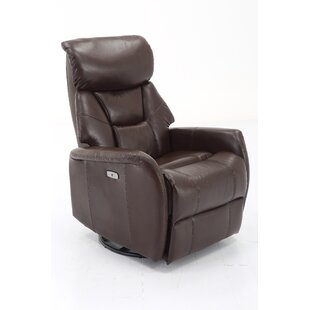 Red Barrel Studio Grip Power Swivel Recliner