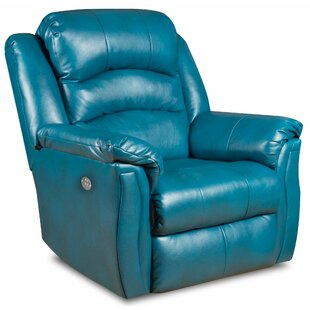Max Leather Power Recliner