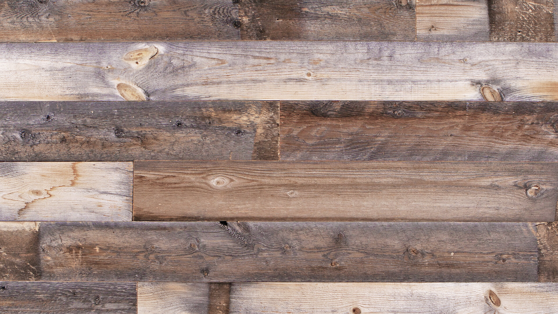 Reclaimed Solid Wood Wall Paneling