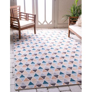 Lucretia Cream Indoor/Outdoor Area Rug