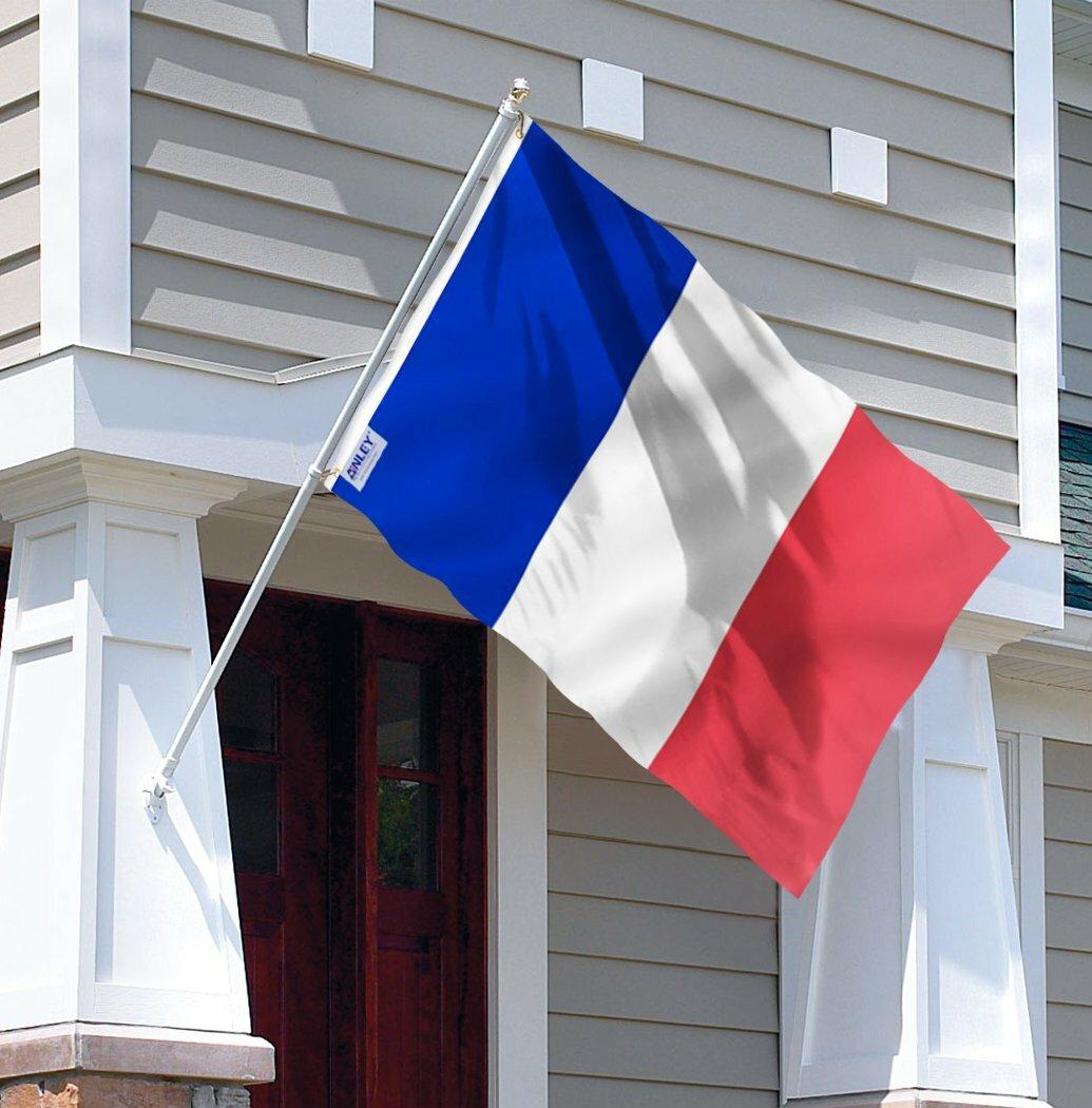Anley France 2 Sided Polyester 36 X 60 In House Flag Wayfair