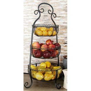 3 Tier Basket By Cole & Grey