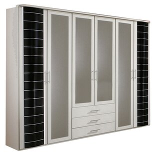 godoy 6 door wardrobe - Built In Wardrobe