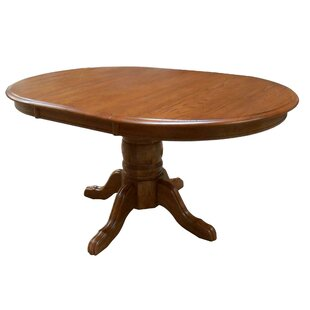 Chelsea Home Softwood Extendable Dining T..
