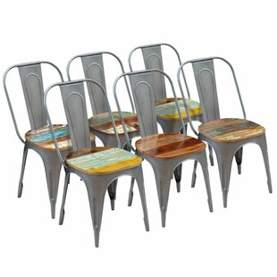 Dulcie Dining Chair (Set of 6) by 17 Stories