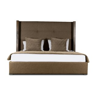 Hank Upholstered Panel Bed