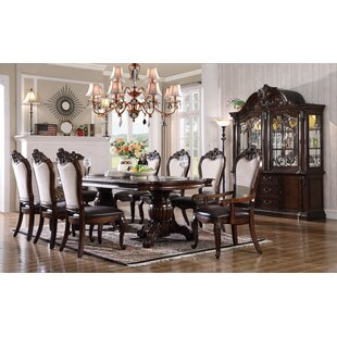 Merrionette 7 Piece Solid Wood Dining Set by Astoria Grand