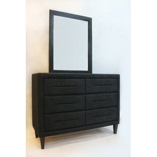 Shenice Dresser Mirror By 17 Stories