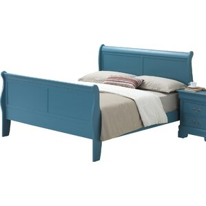 Corbeil Sleigh Bed by Lark Manor