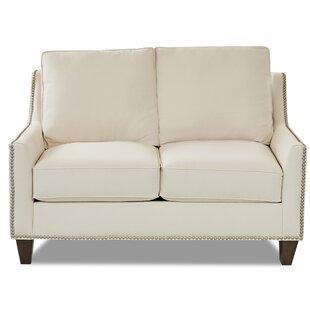 Carlee Loveseat by Wayfair Custom Upholst..