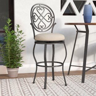 Abbot 30 Swivel Bar Stool