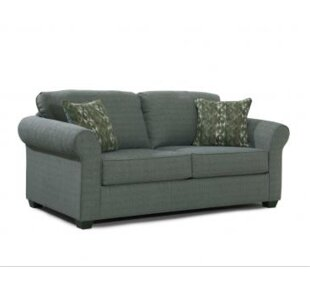 Ashburn Upholstery Full Sleeper by Charlton Home