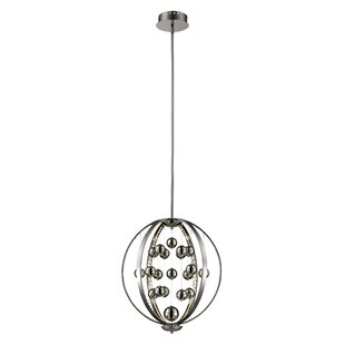 Tani Globe 1-Light Pendant by Orren Ellis