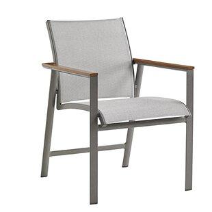 Del Mar Teak Patio Dining Chair