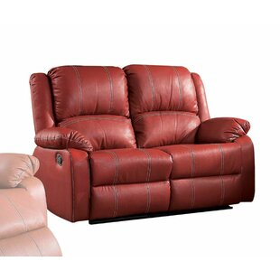 Maddock Motion Reclining Loveseat by Latitude Run Wonderful