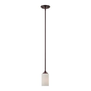 Latitude Run Cana 1-Light Cylinder Pendant