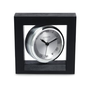 Decorative Accent Table Clock