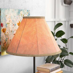 20 Faux Leather Empire Lamp Shades
