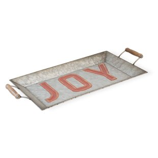 Ferranti Joy Metal Accent Tray